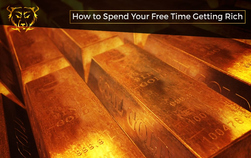 How to Spend Your Free Time Getting Rich